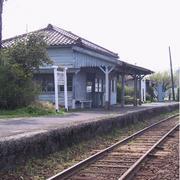 木造駅舎が好き