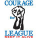 COURAGE FOR LEAGUE
