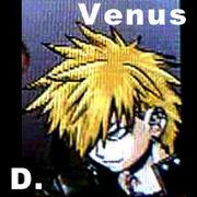 Venusの金髪ドラムの人