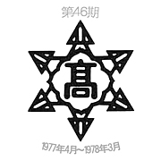 札幌西高等学校 46期