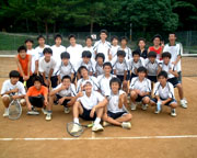 私立 雲雀丘学園 硬式テニス部