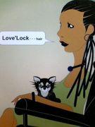 love'lock...hair