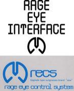 RAGE EYE INTERFACE & recs