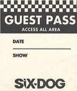 LIVE HOUSE SiX-DOG