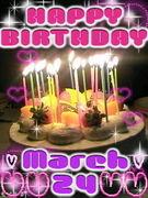 1989年3月24日生まれ☆★