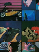 THEME OF LUPIN THE THIRD80'