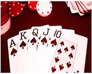 素肌倶楽部【Texas Hold'em】