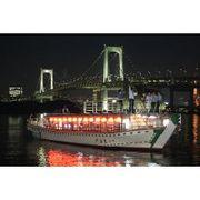 東京の屋形船