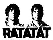 Ratatatのギターに萌える