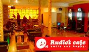Rudies Cafe ☆★☆