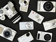 白いカメラが好き
