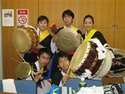 韓国伝統打楽集団ヌリッチェンギ