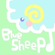 Blue Sheep が町にやってきた