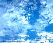 - 空をずっと眺めていたい -
