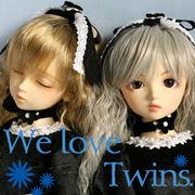 双子Dollが好き!