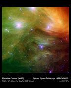 プレアデス星M45