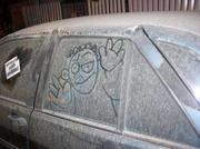 クルマ★洗車が嫌い★キタナイ