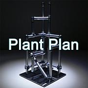 工場・金属好きPlantPlanを遊ぶ