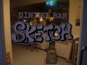 DINING BAR SKETCH