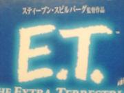 どうも、ETです。