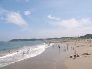 阿字ヶ浦海岸(茨城県)