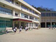 上川辺小学校☺