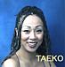 R&Bソウルシンガ−      TAEKO