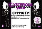 ♪MYSTERIOUS♪