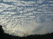 ★地震雲★地震 前兆 空 雲