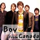 BOY from canada