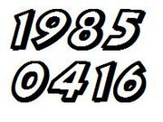 1985年4月16日生まれの会