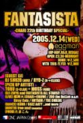 FANTASISTA -HIPHOP,REGGAE,R&B-