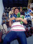 靴に恋しすぎて