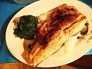海外で食べれる揚げ物以外の魚