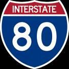 I-80 (Interstate 80)
