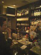 銀座 シェノザミで酒を飲む