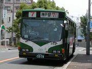神戸市バス7,6系統