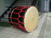 ☆和太鼓のメンテナンス☆