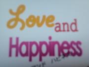 ラブハピ(Love and Happiness)