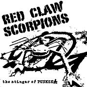 RED CLAW SCORPIONS
