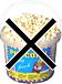 映画館にポップコーンは不要。
