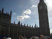 ロンドンの会