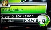 XG2グループ「TEAM_badguy」