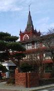 勝山中学校