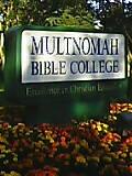 Multnomah Bible College/Sem