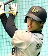 オリックス#8後藤駿太
