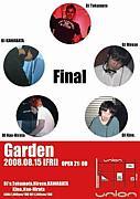 """""""Garden"""" 〜House Music Party〜"""
