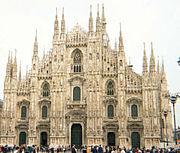 ミラノ大聖堂に感動した人