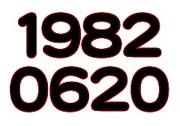 1982年6月20日生まれ