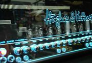 Triamp MK2(by Hughes&Kettner)